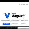 Vagrantによる環境構築(1) Vagrantのインストール