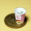 ミニチュアのカップ味噌汁