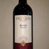 今日のワインはイタリアの「ヴェザーニ ロッソ プーリア」1000円以下で愉しむワイン選び(№79)