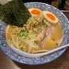【青山一丁目】麺屋 和とわ:今回は濃厚味噌煮干しそばの特製をいただきました