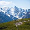 【登山】北アを撮ろう!テントを持って「蝶ヶ岳」へ登山に出かけてきました!