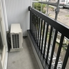手すり取り付け・窓ガラス交換・階段吹き抜けクロス・エアコン付けれず・残置物運び出し