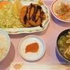 【グルメ探訪記】お食事処はらまち:メンチカツ定食