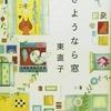 BOOK017 『さようなら窓』 東 直子