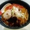 麺屋 誉@埼玉県川越市の『限定・桜海老香る味噌らーめん』が3ステップ桜えび美味い