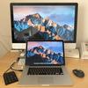 MacBookの机周り整理術!