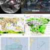 【台風情報】台風24号の北東・南東には台風の卵が3つ!その中で南東にある94Wが台風25号になって日本へ接近か!?気象庁・米軍・ヨーロッパ・NOAAの進路予想は?