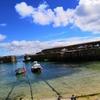 コーンウォールで再び行きたいのはかわいい海辺の町のマウスホール(マウゼル)