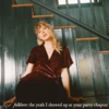 Taylor Swift、新たなテーマのミニ・プレイリストを公開!!folklore:the yeah I showed up at your party chapter