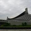 丹下健三は代々木第一体育館を設計した後、半年寝込んだ
