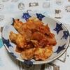 単身赴任 自炊 鶏ムネ肉でエビチリ風作ってみました(^^♪