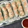 【レンジde手作りスイートチリソースと生春巻き】ベトナム旅行気分になれる簡単美味しいレシピ♪