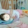 【娘の入院生活11日目】ACTH注射8日目
