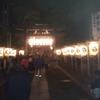 地元が誇る秋の大祭【二本松提灯祭り】