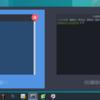 Ubuntu 18.04 で Dash to Panel のプレビューのサイズを小さくする