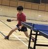 中部日本卓球選手権カデットの部、姉妹揃ってのランク入りは家族のバックアップの賜物✨✨