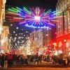 ロンドンクリスマスライト見物【オックスフォードSt.&リージェントSt.】