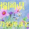 【福岡県】花の名所15選~開花時期・見頃&ライトアップ情報まとめ