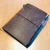 【愛用品】トラベラーズノートが財布になった話し。