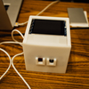 Raspberry Piで作る自作デジカメ「変デジカメラ」(人工知能搭載)