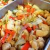 鶏肉と白菜の旨煮