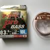DUEL(デュエル) PEライン アーマード F+ Pro バス 0.3号