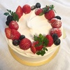 合同のお祝いケーキ