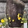 バスと列車との事故の痕跡 足柄2号踏切の慰霊碑(小田原市)