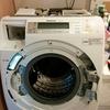 【ドラム式洗濯乾燥機】 乾かない!パナソニックのドラム式洗濯乾燥機のフィルター奥を 自分で掃除して直しました。(分解もあり)