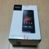 SONY Xperia Mを購入