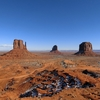 モニュメント バレー / Monument Valley Navajo Tribal Park