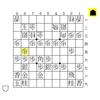△32銀を遊ばせれば先手銀冠穴熊🐻の勝ち