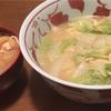 今日はスーパーナショナルで白菜1/2切151円だったよ〜( ´ ▽ ` )ノ