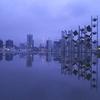 晴海ふ頭公園【夜景】~豪華客船のターミナルから広がる景色~