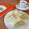 神楽坂駅近のレトロな喫茶店【フォンテーヌ】のサンドイッチが作りたてアツアツで美味しい!完全禁煙になったよ!