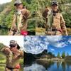 10月24日土曜日亀山湖釣行 折木沢上流で40アップ2本!