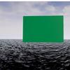 水のマテリアル研究⑫ 反射しそうなところにベースカラーで色をつける