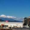 富士山と清水港 Mt. Fuji