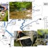 高津川で渓流釣り (2021/04/29)