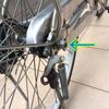 【外し方簡単!】ママチャリの両立スタンドを外す-自転車いじり-