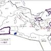 『ピュートドリスとティベリウス』参考地図①