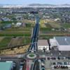 愛媛県松前町 町道西古泉筒井線が開通