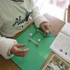 2年生:算数 ストローとねん土で箱を作る