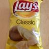 【お菓子】Lay's classic〜アメリカのポテトチップスの定番はコレ!〜