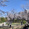 隅田川畔の小梅邸(水戸藩下屋敷)