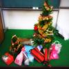 クリスマス会をしました&一年間ありがとう