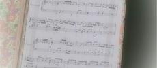 〜楽譜ホルダーを作ろう!〜 カルトナージュ レッスン