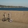キャプテンスタッグの14インチ折り畳み自転車 モンテAL-FDB141を購入