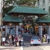 サンフランシスコ旅行(4)2日目 買い物とディナーとブルース 2009/09/21(月)