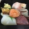 【滋賀県ランチ】こんな大きな寿司ネタ見たことがない!?見てビックリ、食べてビックリの「はなぶさ」に行ってきました